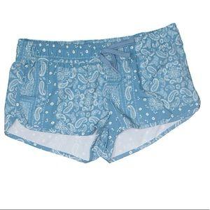 Girls billabong board shorts
